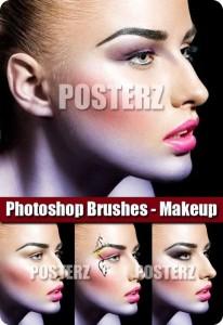 кисти для фотошоп для наложения макияжа