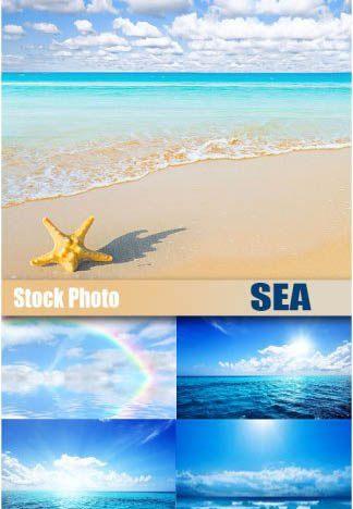 Исходники для фотошоп «Море»