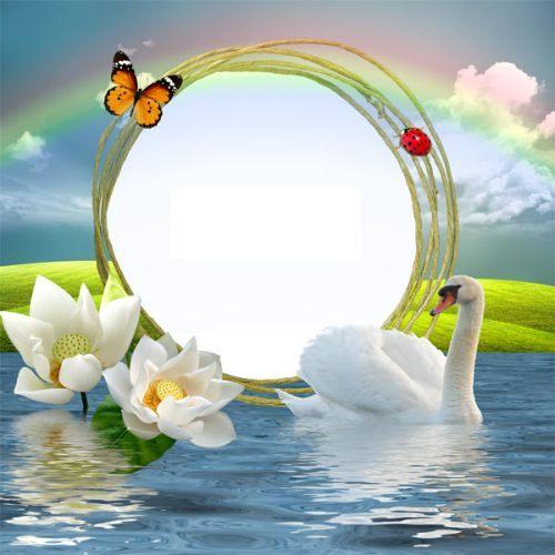 Фотошоп и картинки с природой