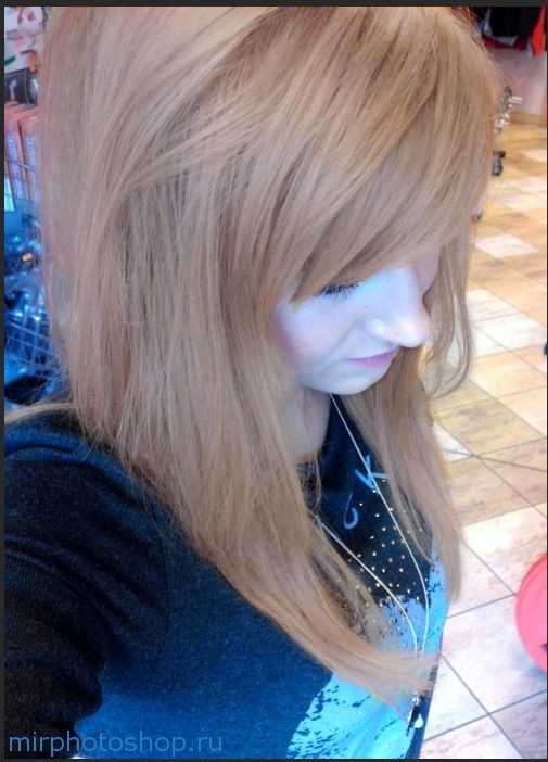 Как перекрасить волосы в фотошопе?