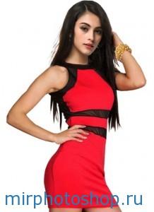 Купить красное вечернее платье на Алиэкспрессе