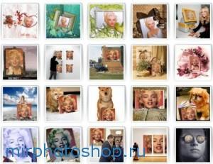 Фотоэффекты и рамки онлайн