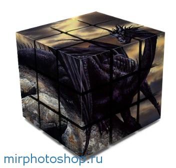 Как сделать из фото куб в фотошопе? | Фотошоп и ...: http://mirphotoshop.ru/yroki-fotoshop/kak-sdelat-iz-fotografii-kub-v-fotoshope.html