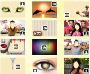 Фото-открытки, фотоэффекты онлайн