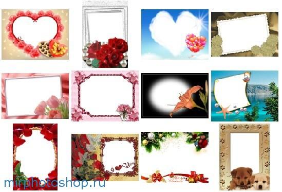 Фото рамка онлайн редактор фото и фотоэффекты онлайн