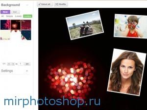 Коллаж онлайн фото