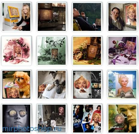 красивые онлайн фотоэффекты фотошоп онлайн без регистрации