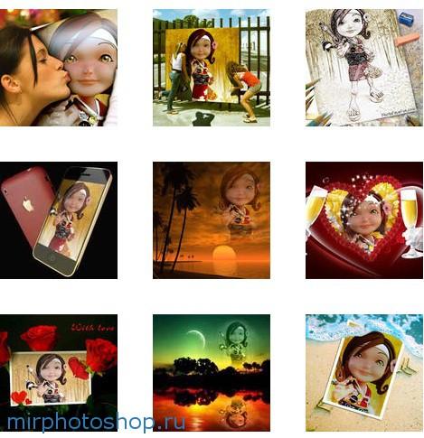 фотоэффекты и фотошоп онлайн без регистрации
