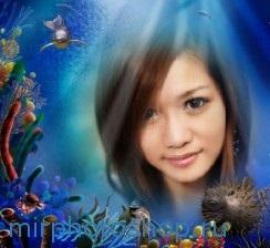 фото Рамки онлайн фотошоп